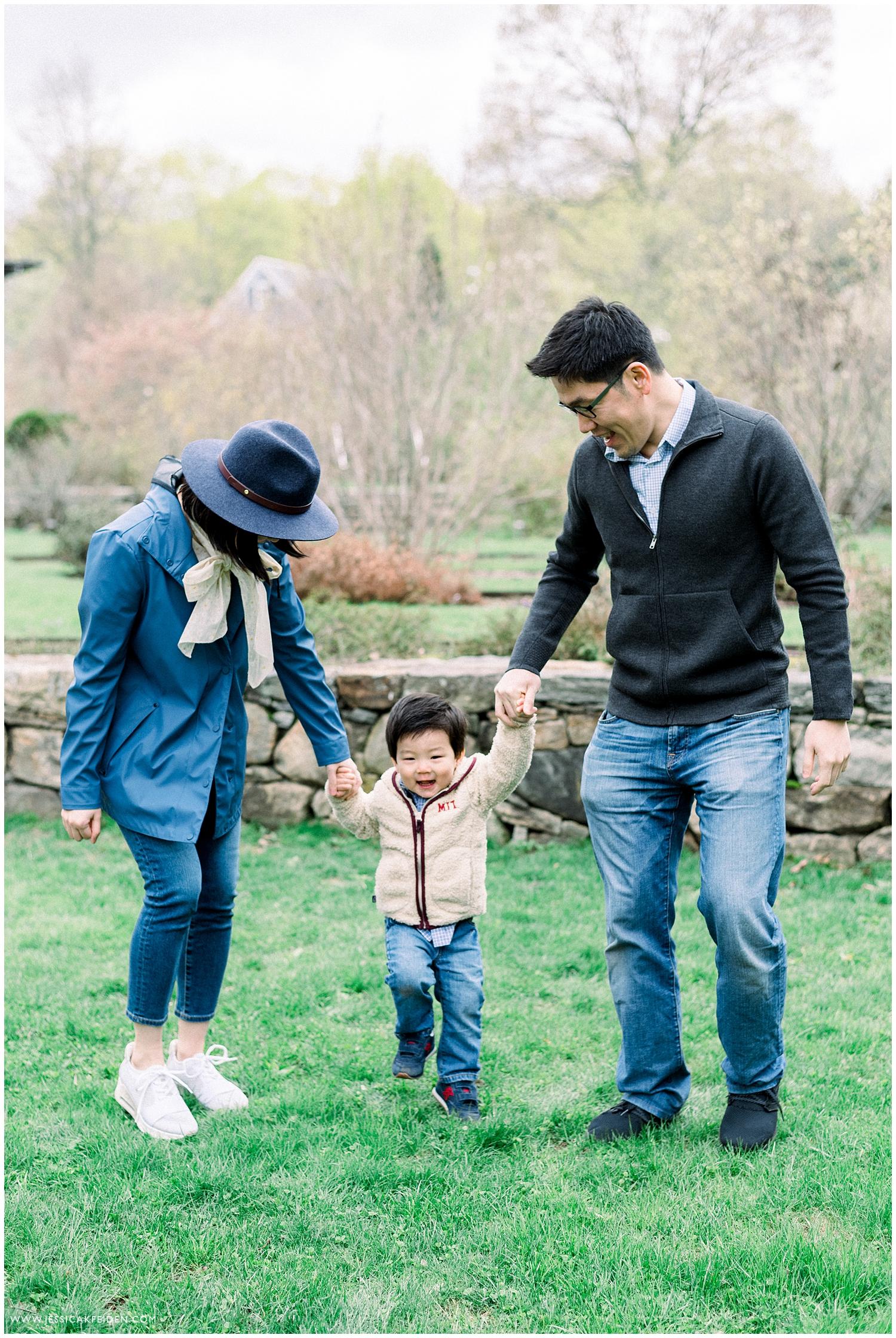 Jessica K Feiden Photography_Arnold Arboretum Spring Family Portrait Session Photographer_0006.jpg