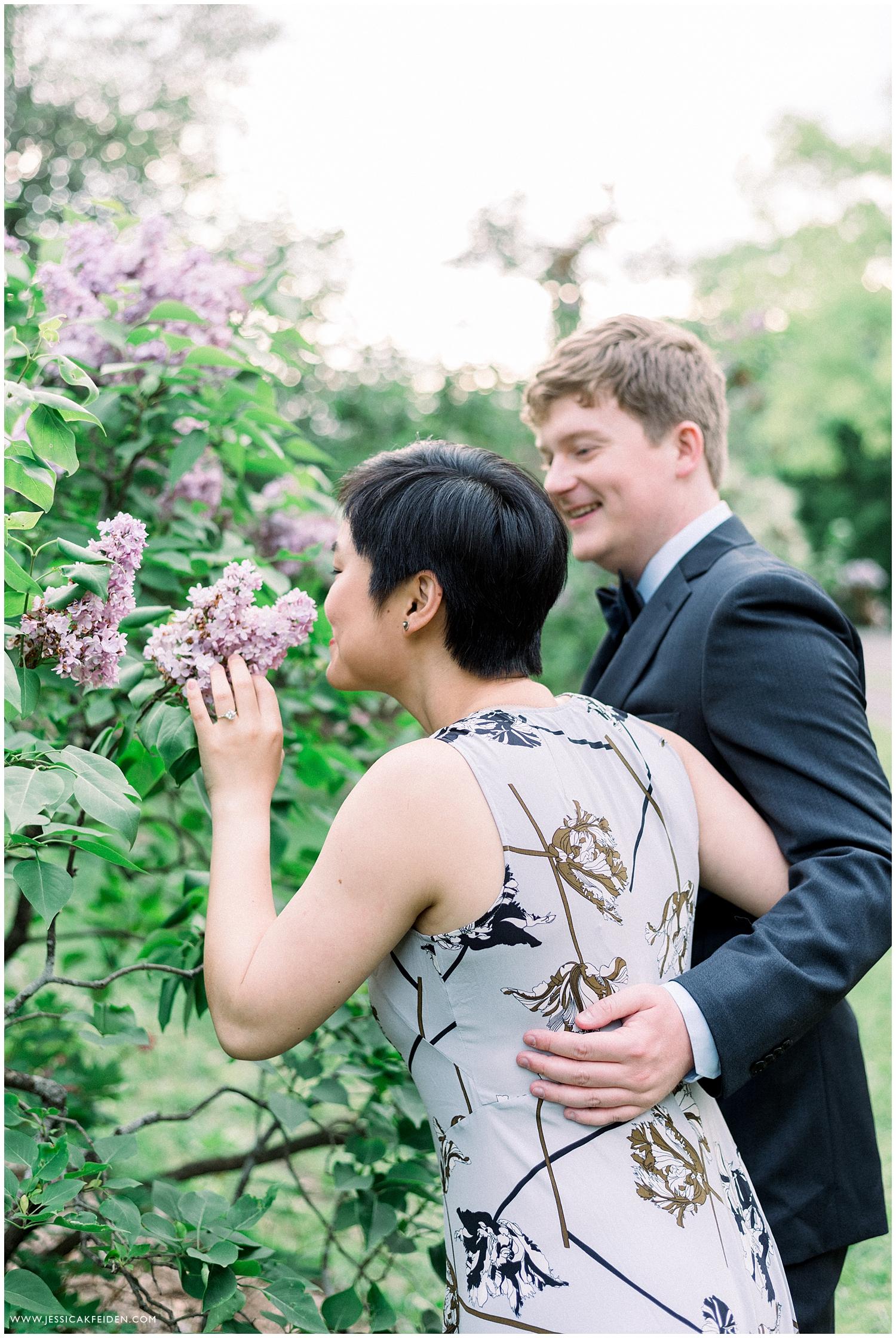 Jessica K Feiden Photography_Arnold Arboretum Boston Spring Engagement Session_0012.jpg