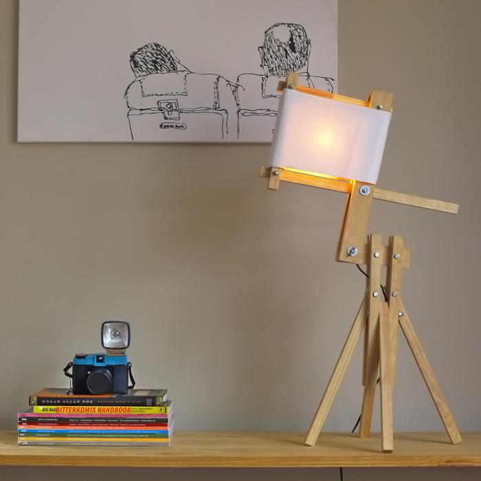 Kantelknaap    Table lamp