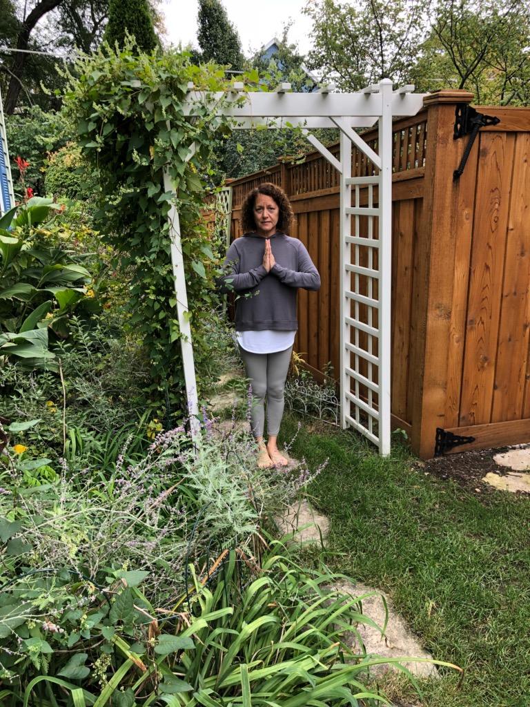 Elaine Braverman Ahimsa Yoga