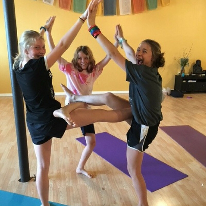 Oak Park Kids Yoga Options - YogaKids Summer Sessions4th - 8th GradeWednesdays 4:45pm -5:45pmSession 1: June 5 - June 26 ($66.00)Session 2: July 24 - August 21 ($82.50)$16.50 per class for full session$20 per class drop-in ratePre-registration required. Space is limited, sign up soon.Email Kim with questions: kimvulinovic@gmail.comFor more Information, Click Here.