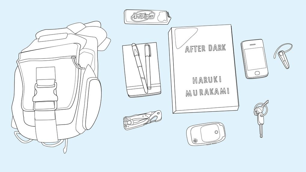 Contents Sketch