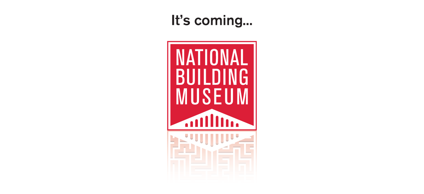 Before announcing the Museum's plan to the public, the marketing department wanted to tease a hint of what was to come. I designed this graphic which was used in Facebook, Twitter, Instagram, and email promotions.