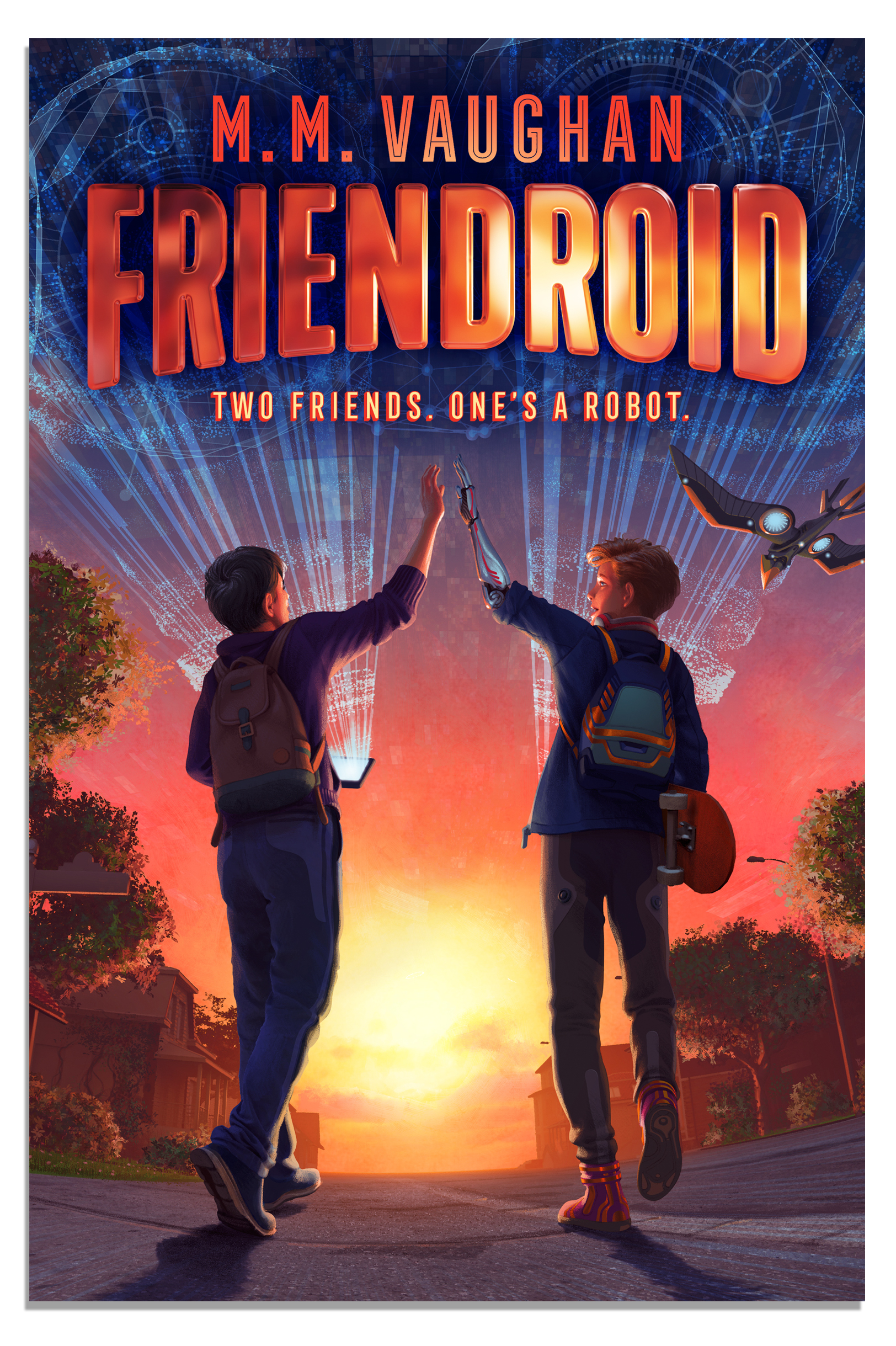Friendroid school reading resources middle grade