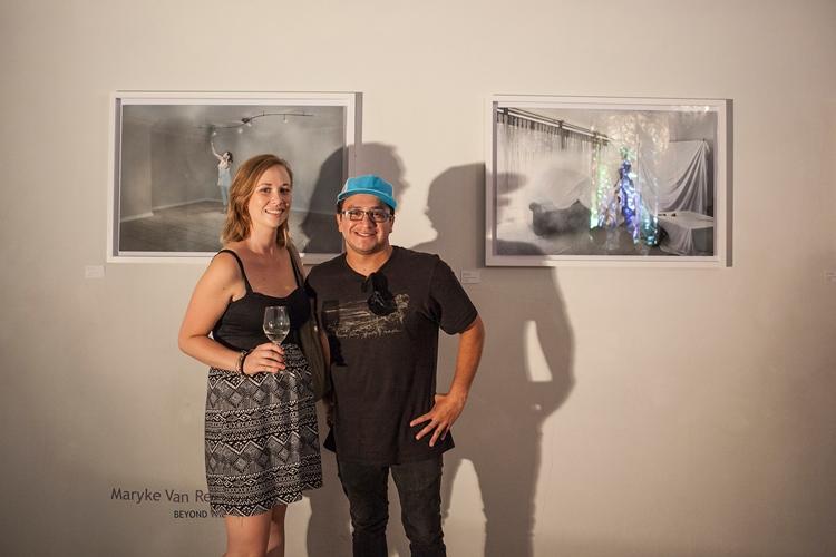 Maryke Van Rensburg and Mark Antonello