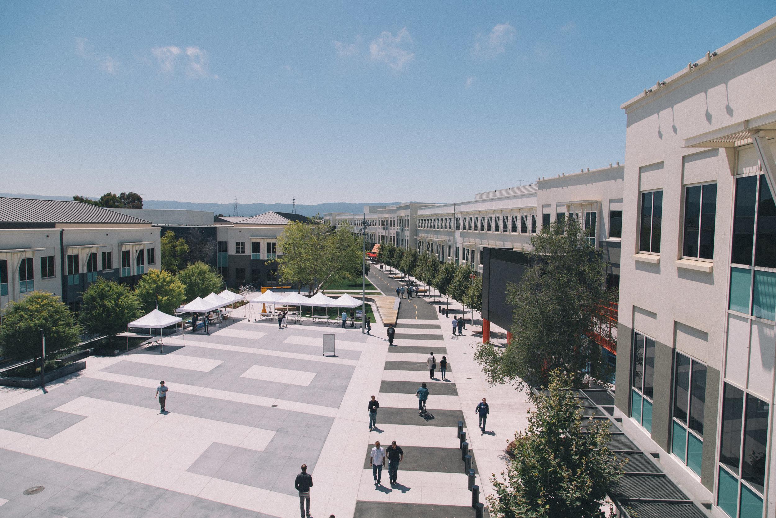Facebook hq headquarters san francisco
