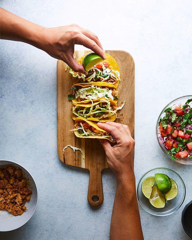 It's Tuesday. It's always Tuesday. . . . . #tacotuesdays #tacos #foodphotography #foodlighting #bakefeed #igfood #foodgram #f52grams #foodpic #buzzfeast #lifeandthyme #food52 #foodandwine #bareaders #tastemade #vscocook #eeeeeats #foodart #foodgawker #foodvsco #gloobyfood #yahoofood #huffposttaste