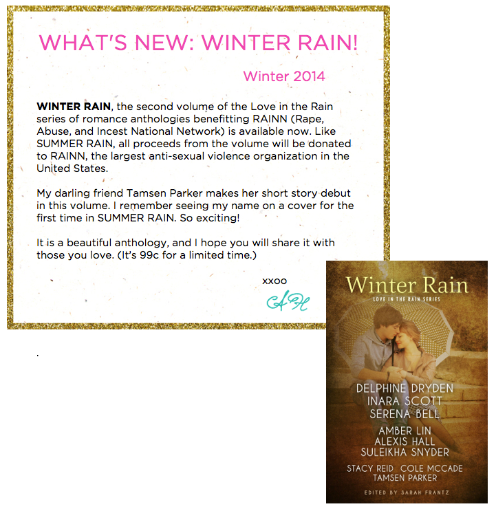Winter-Rain-Update