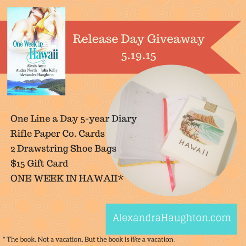 One Week in Hawaii Travel Giveaway