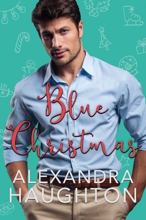 Blue Christmas Mistletoe Key Book 2