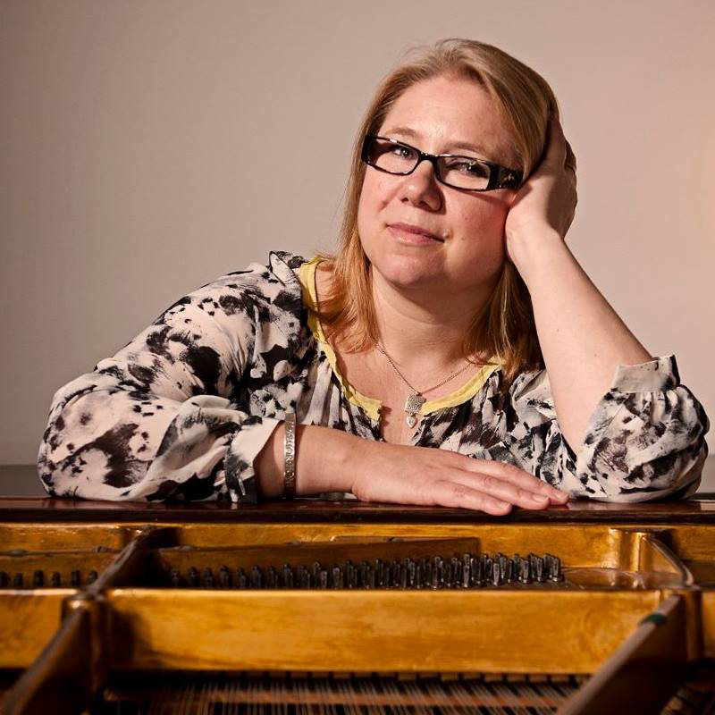 The Cross-Eyed Pianist - The Cross-Eyed Pianist is Frances Wilson - pianist, writer, concert reviewer, Blogger and music lover.Providing a perspective on music from the eyes and ears of a real musician