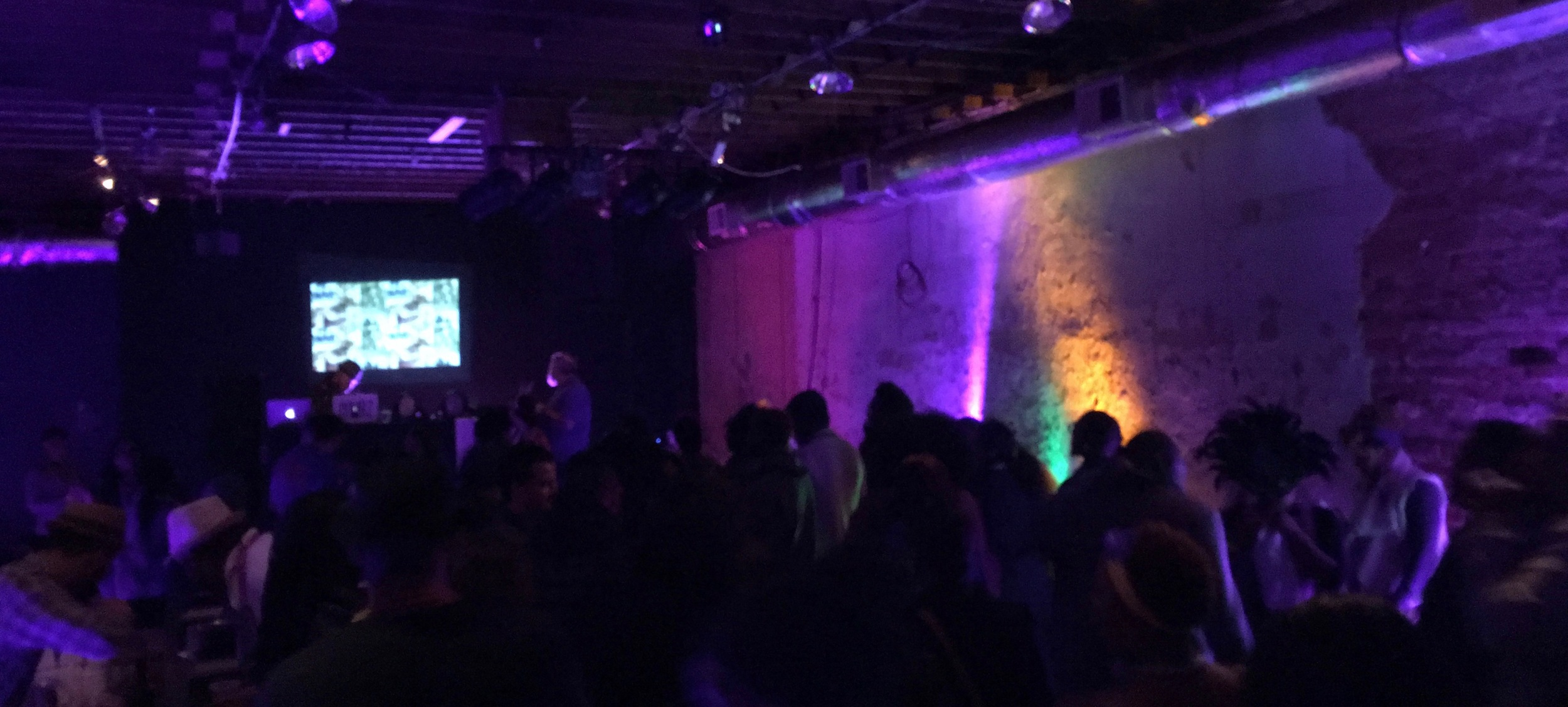 Mardi Gras 2016 @ the Sound Table (Space 2)