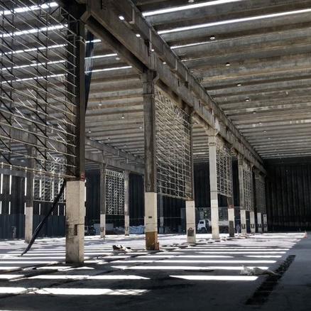 10/2018_ clique na imagem para Vogue     SPFW se muda para galpão industrial da Vila Leopoldina a partir de outubro de 2018.