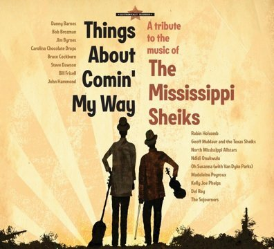 Things About Comin' My Way - A Tribute to The Mississippi Sheiks (Bill Frisell)