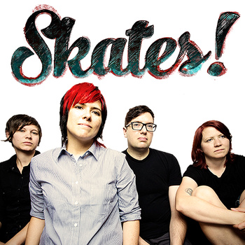 Skates! - Debut E.P.