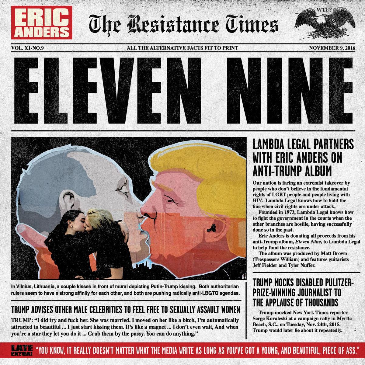 Eric Anders - Eleven Nine