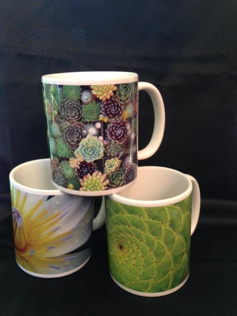 Ceramic mug $20