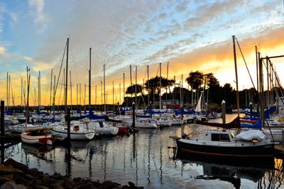 Santa Cruz Harbor-2nd place