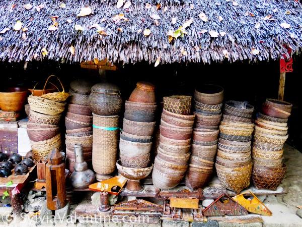 Thatch Bowls Horizontal Bali
