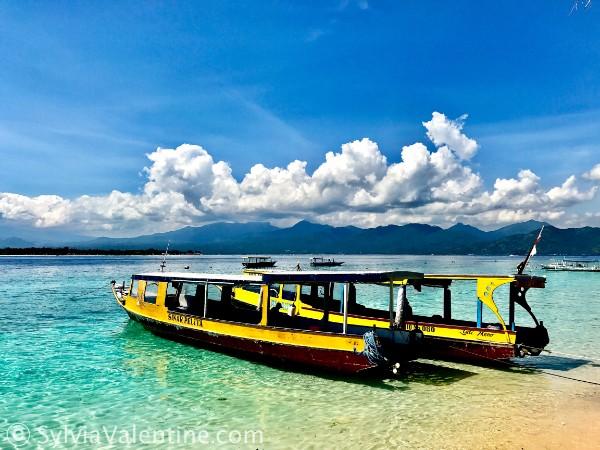 Gili Meno Bali Boat