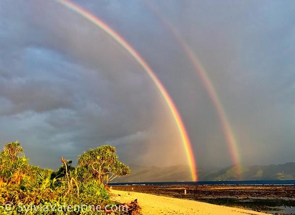Rainbows Bali