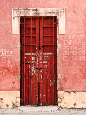 Red Door, Mexico