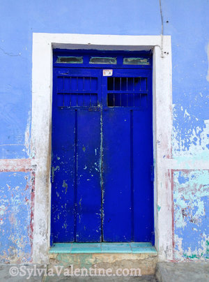 Blue Door, Mexico