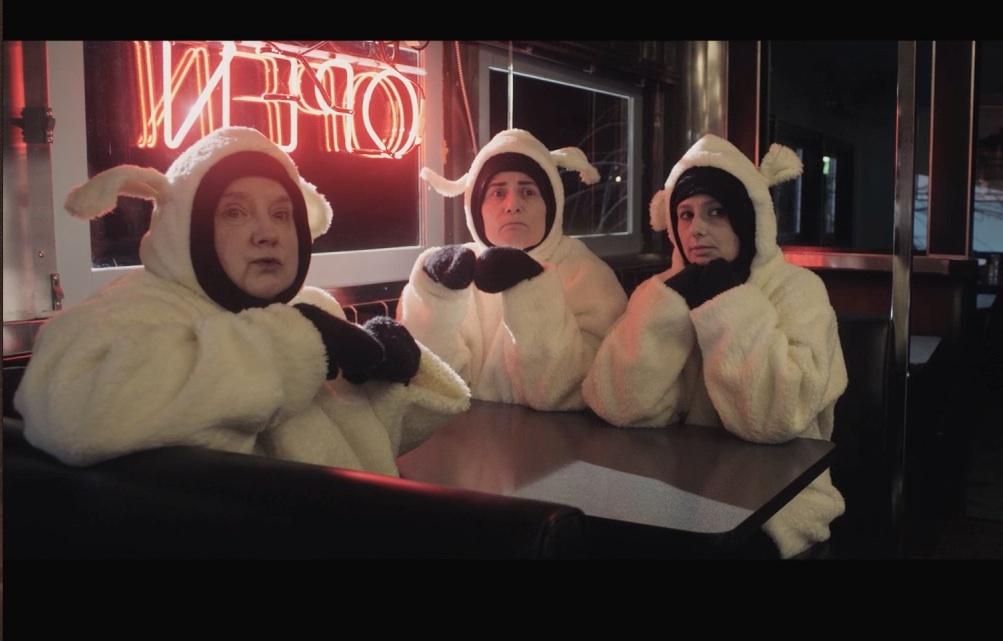 "MR LAMB - ""The Lambs"" appear - Joy Canfield, Lorie Kellogg, and Dorothea Swiac.jpg"