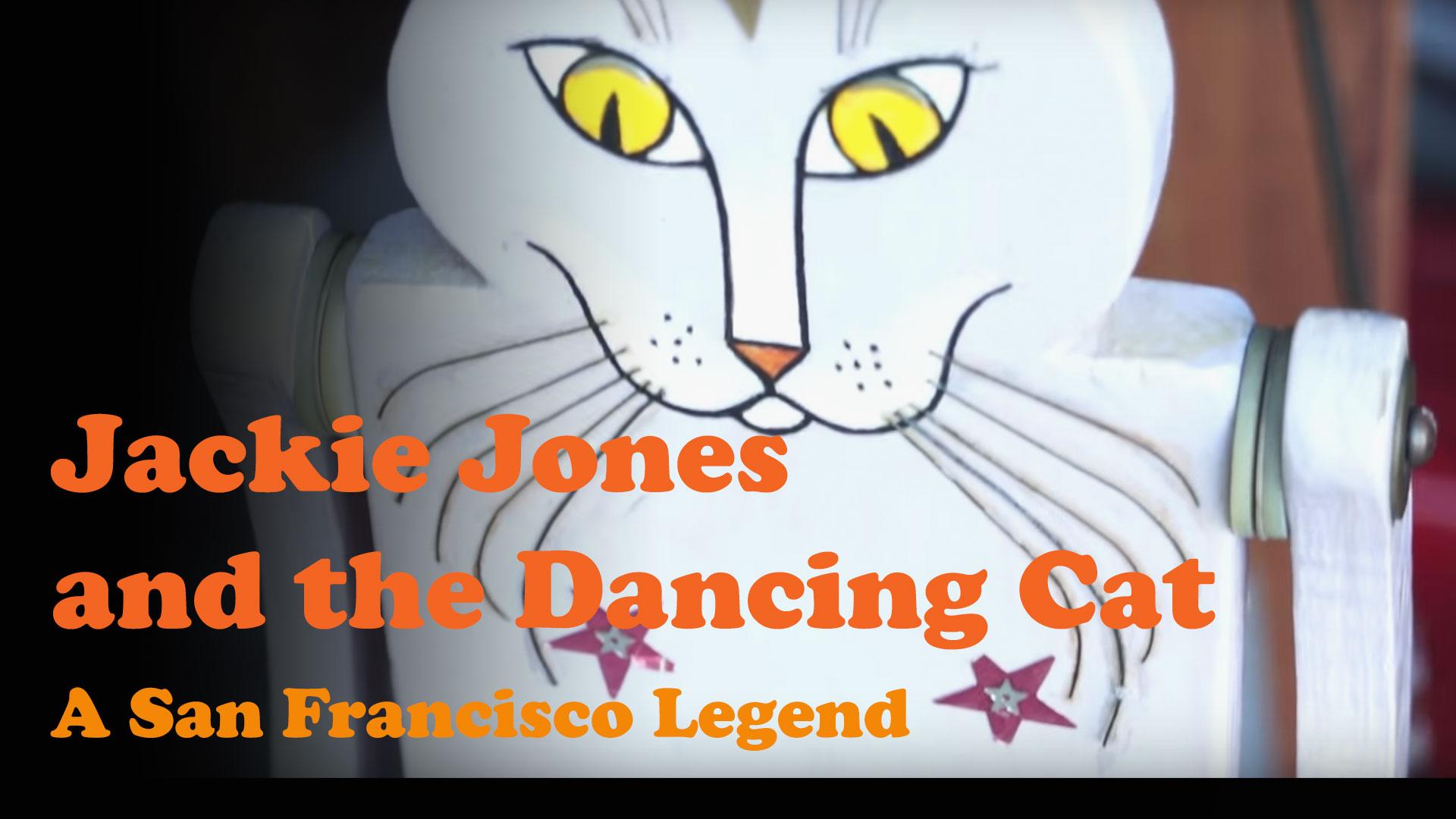 Jackie Jones and the Dancing Cat