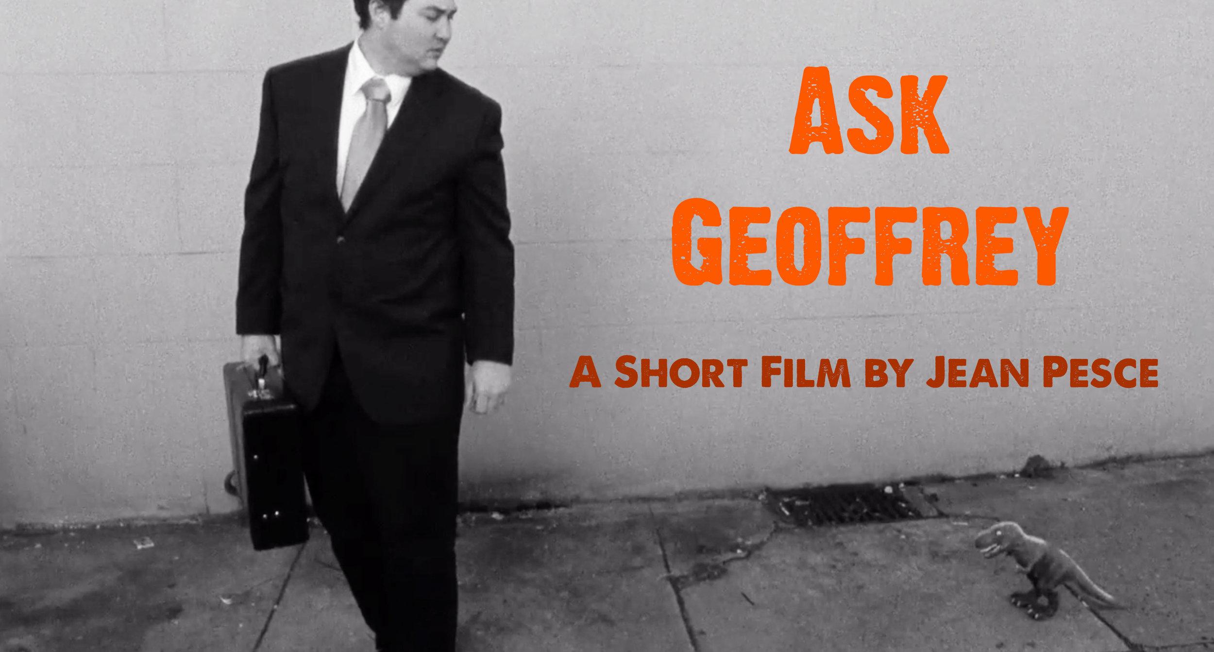 Ask Geoffrey