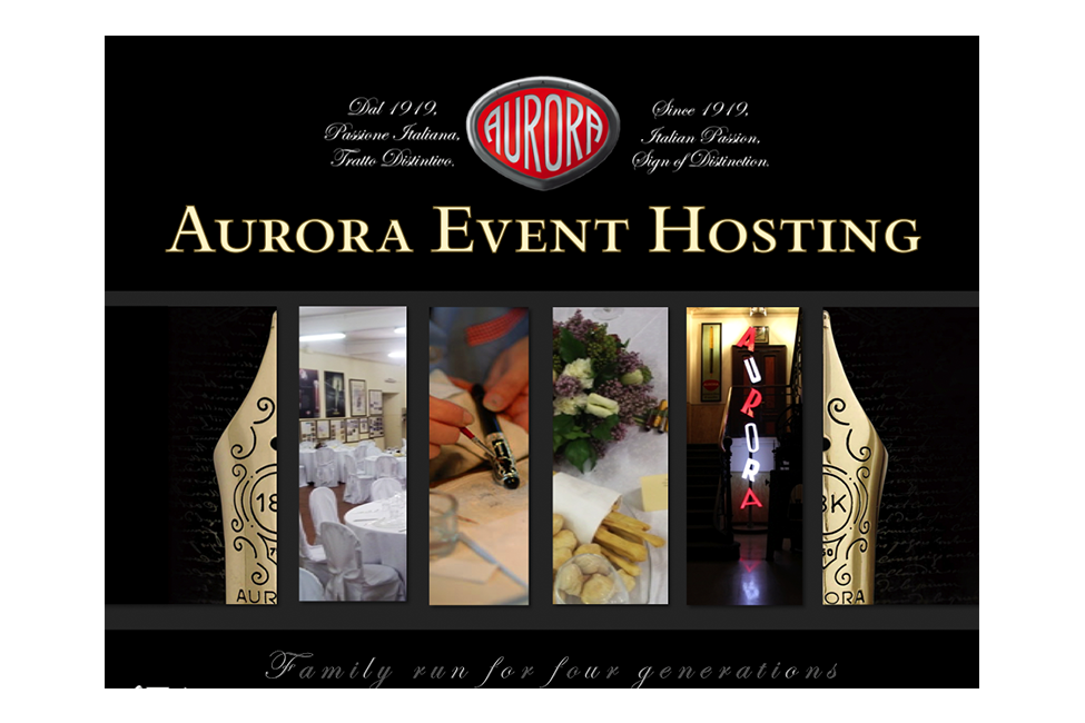 Aurora Pen Event Hosting deck      Medium: web and print   My role: Deck layout and graphic design.
