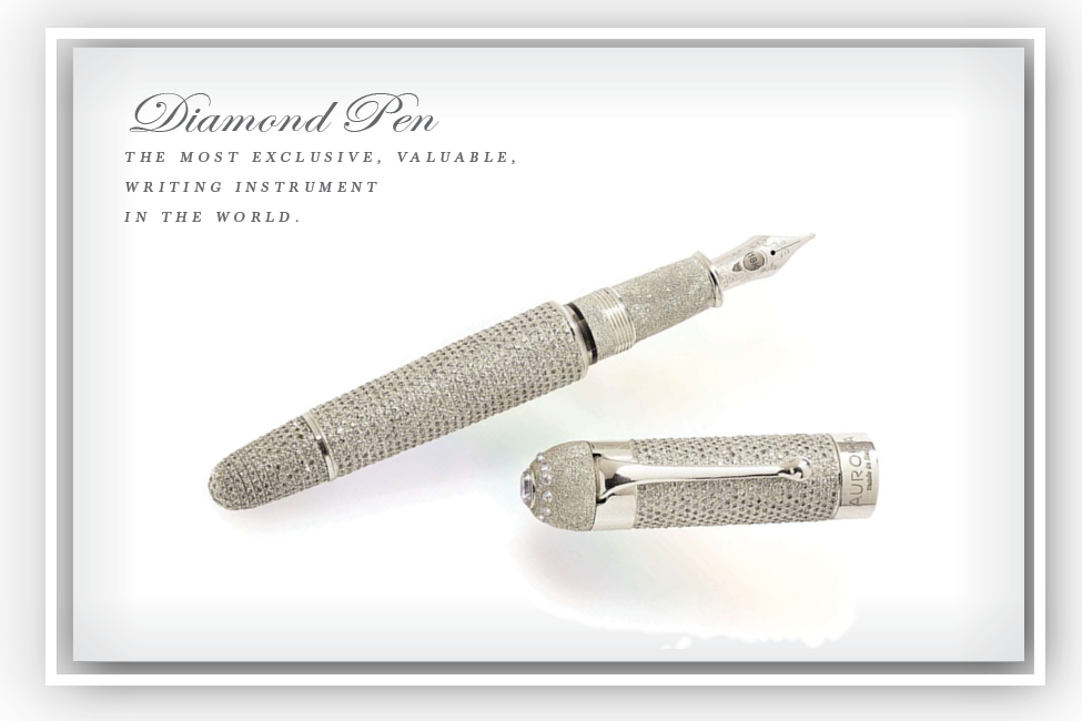 The Million Dollar Pen Advertisement      Medium:  web    Goal:  To email to prospective buyers in personal emails.         My Role:  graphic design