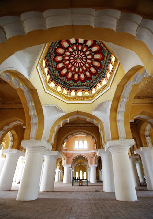 The Thirumalai Nayacker Mahal
