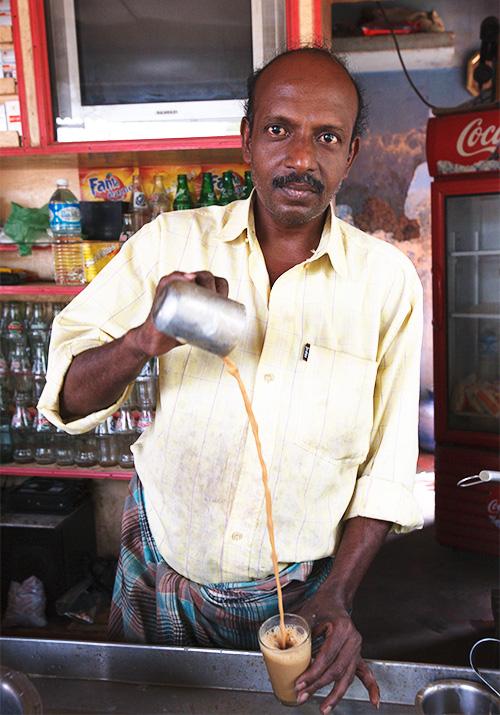 Madurai Coffee Shop