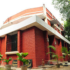 CM Centre's New Library