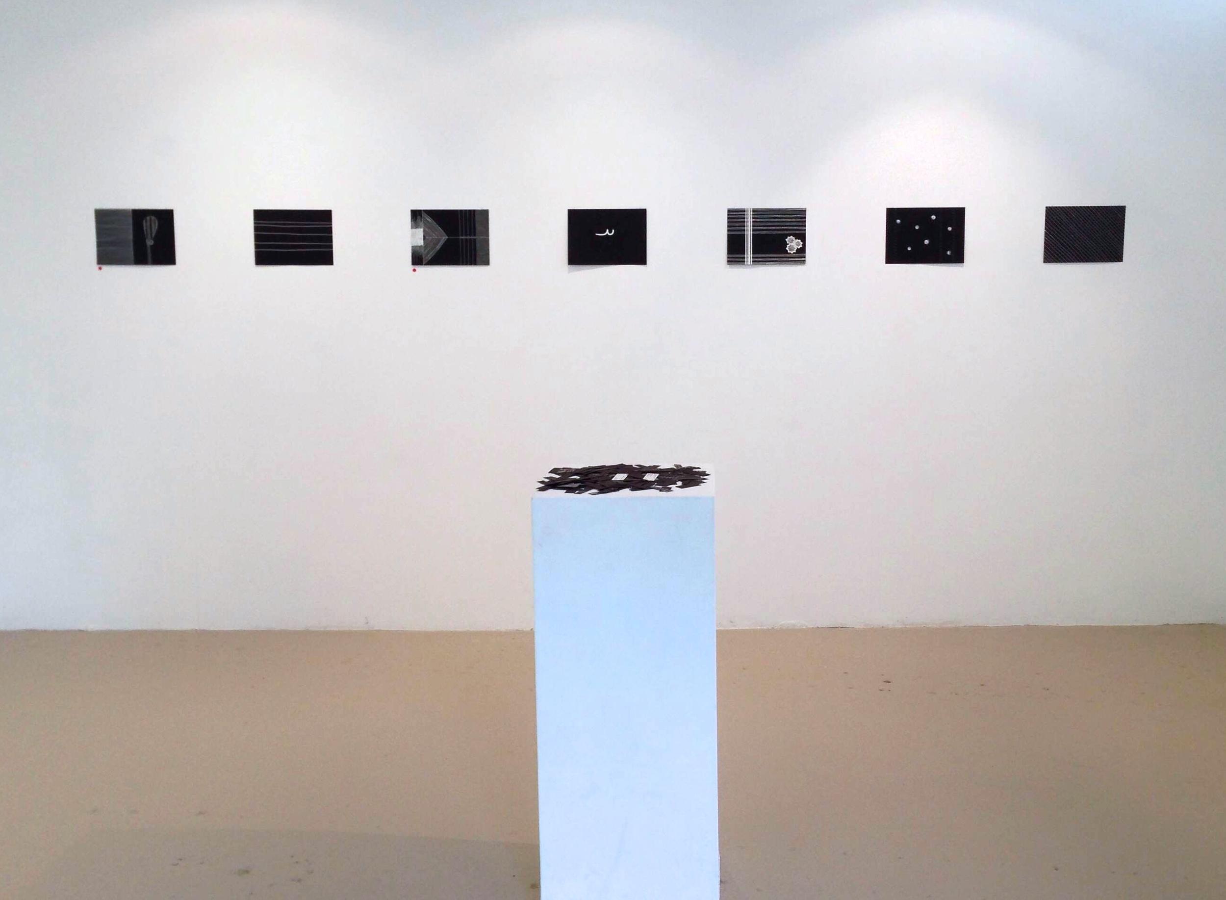 Rubicon ARI exhibition view, image courtesy Jeremy Davis