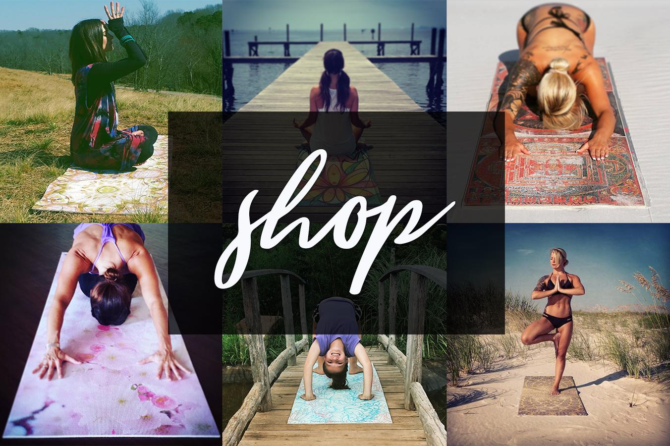 Shop Yoga Mat Designs