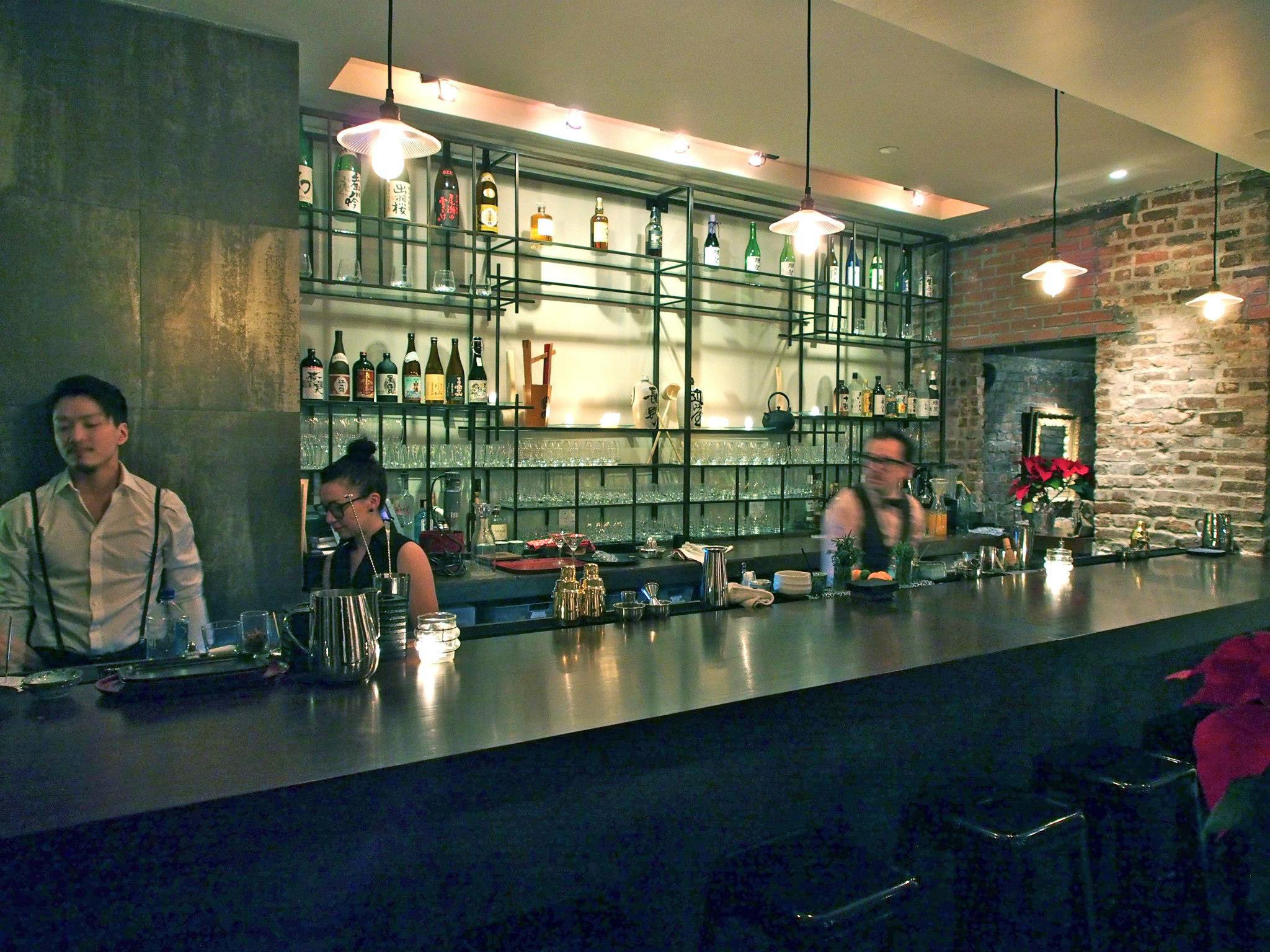 stylish bar