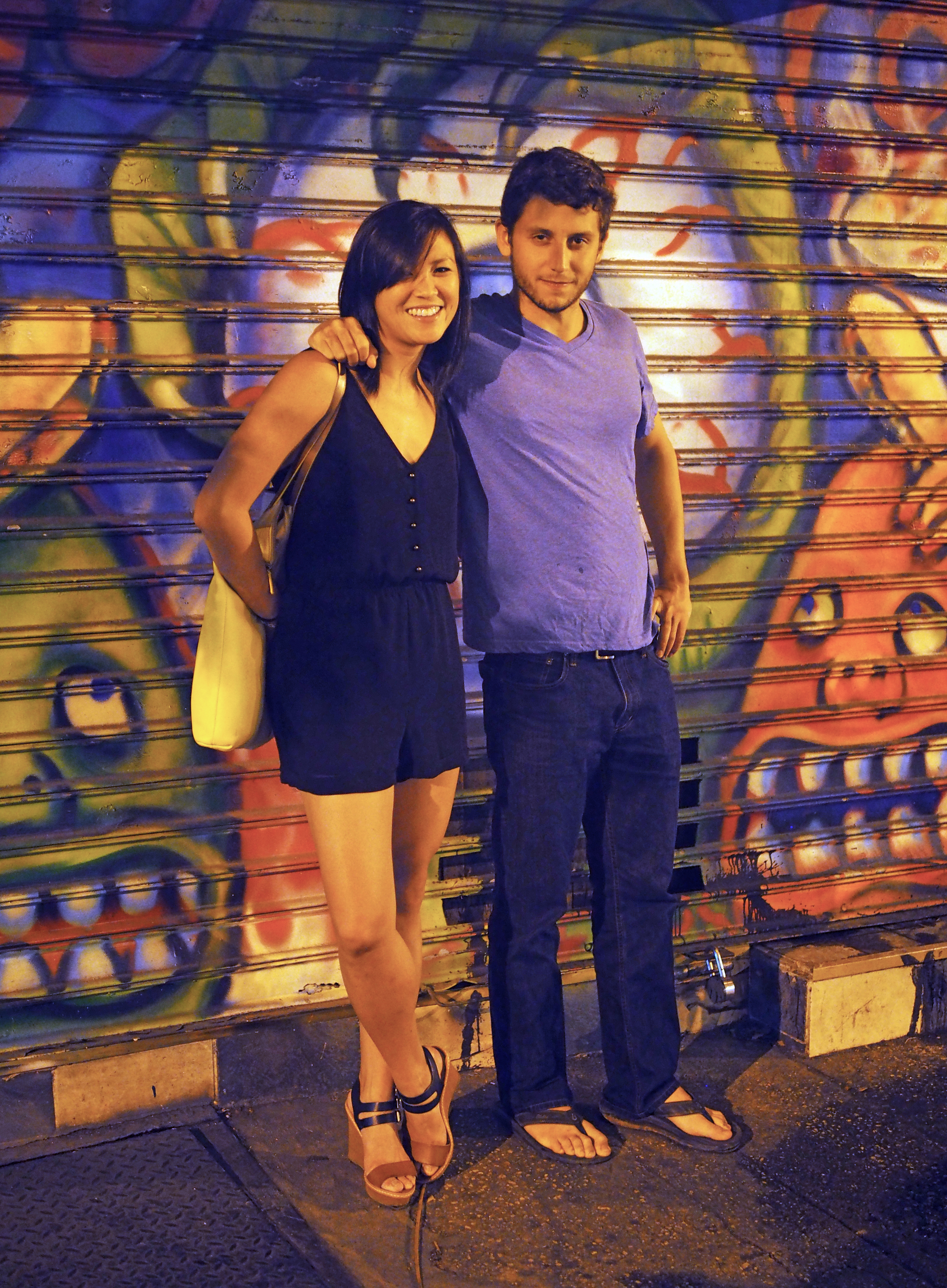 Nina and Nate