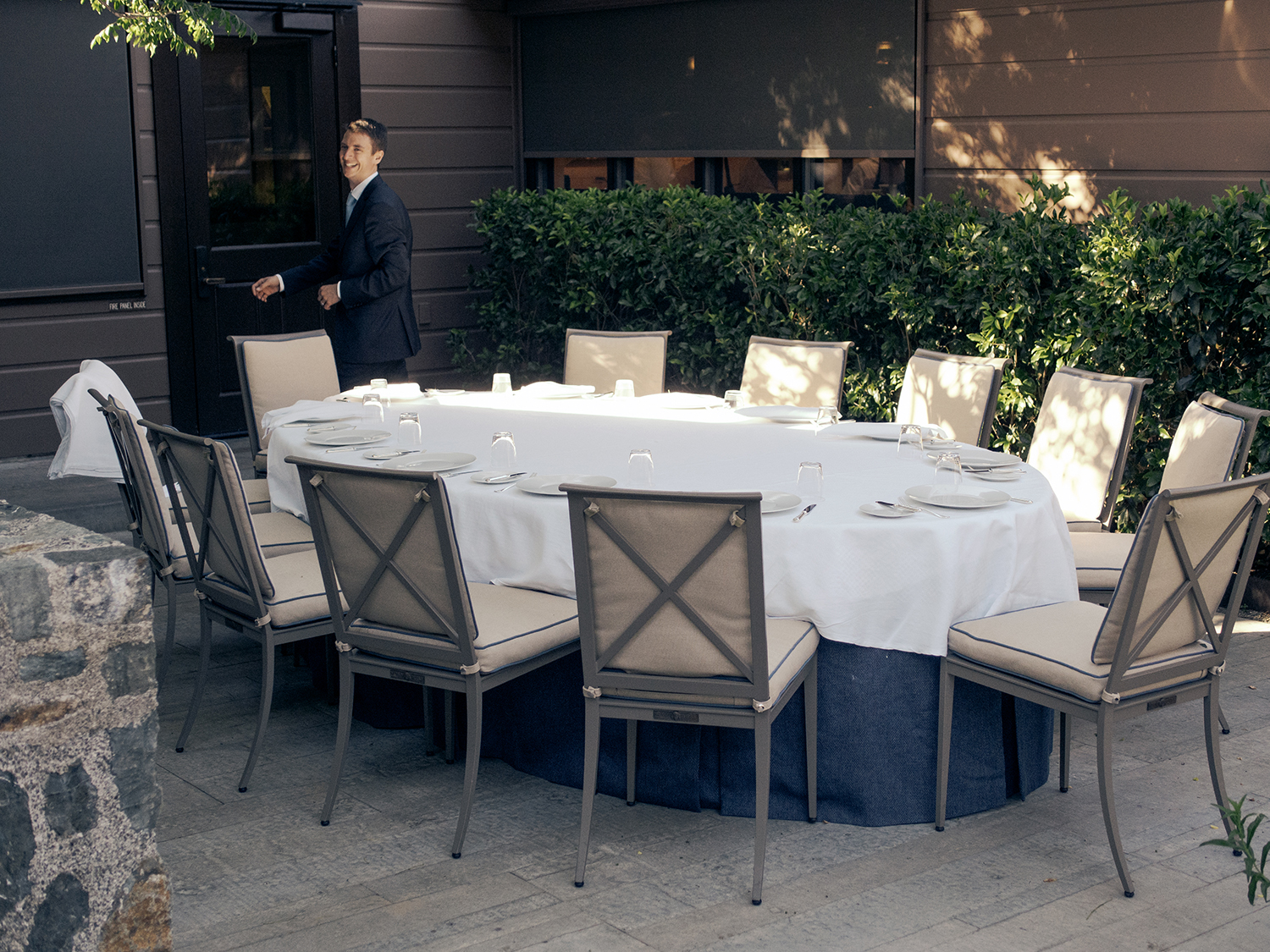 Table for Twelve
