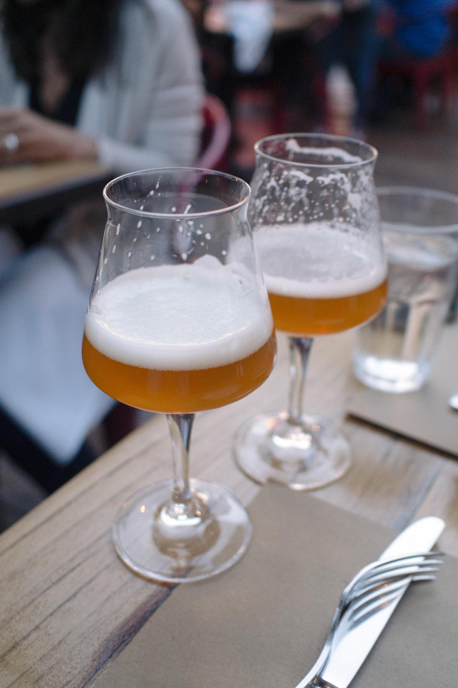 Lurisia Pale Ale - so refreshing