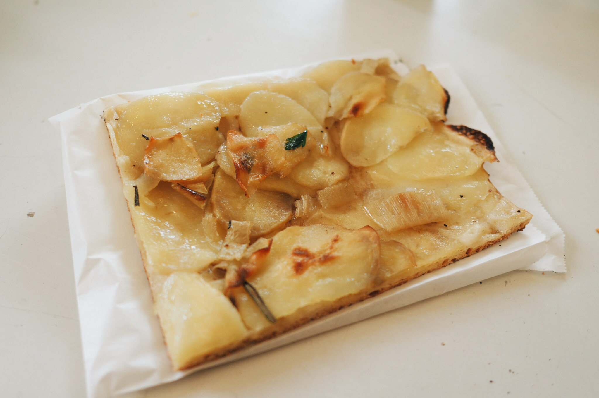 Potato and onion