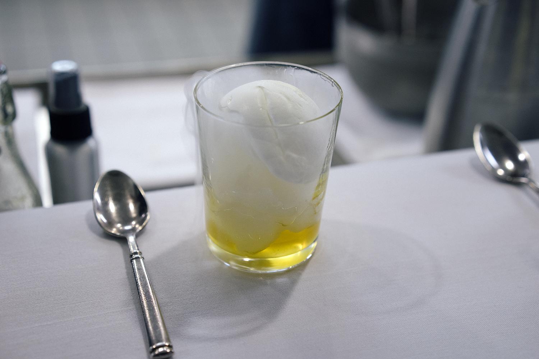 Scotch sorbet