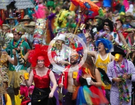 """Mardi Gras Style"" by Mardi Gras Insider Tours. Click here for fun pics!"