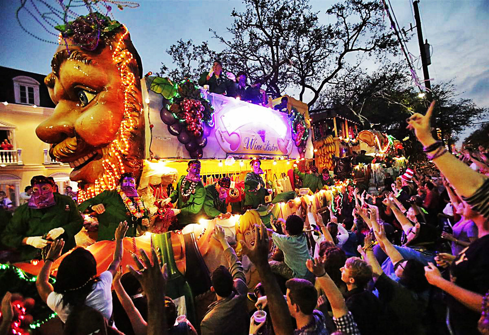 when is mardi gras 2020 new orleans