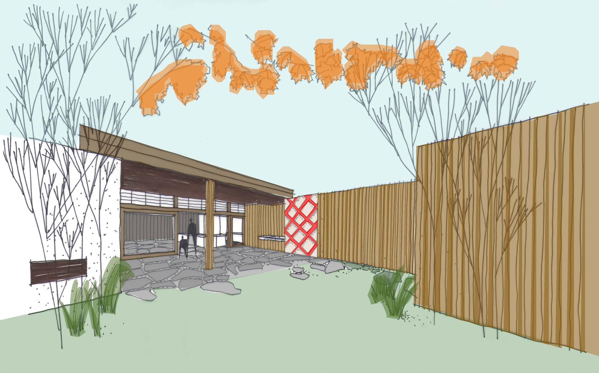 East-Brunswick-SketchA Caroline House Kennedy Nolan Floor Plan on