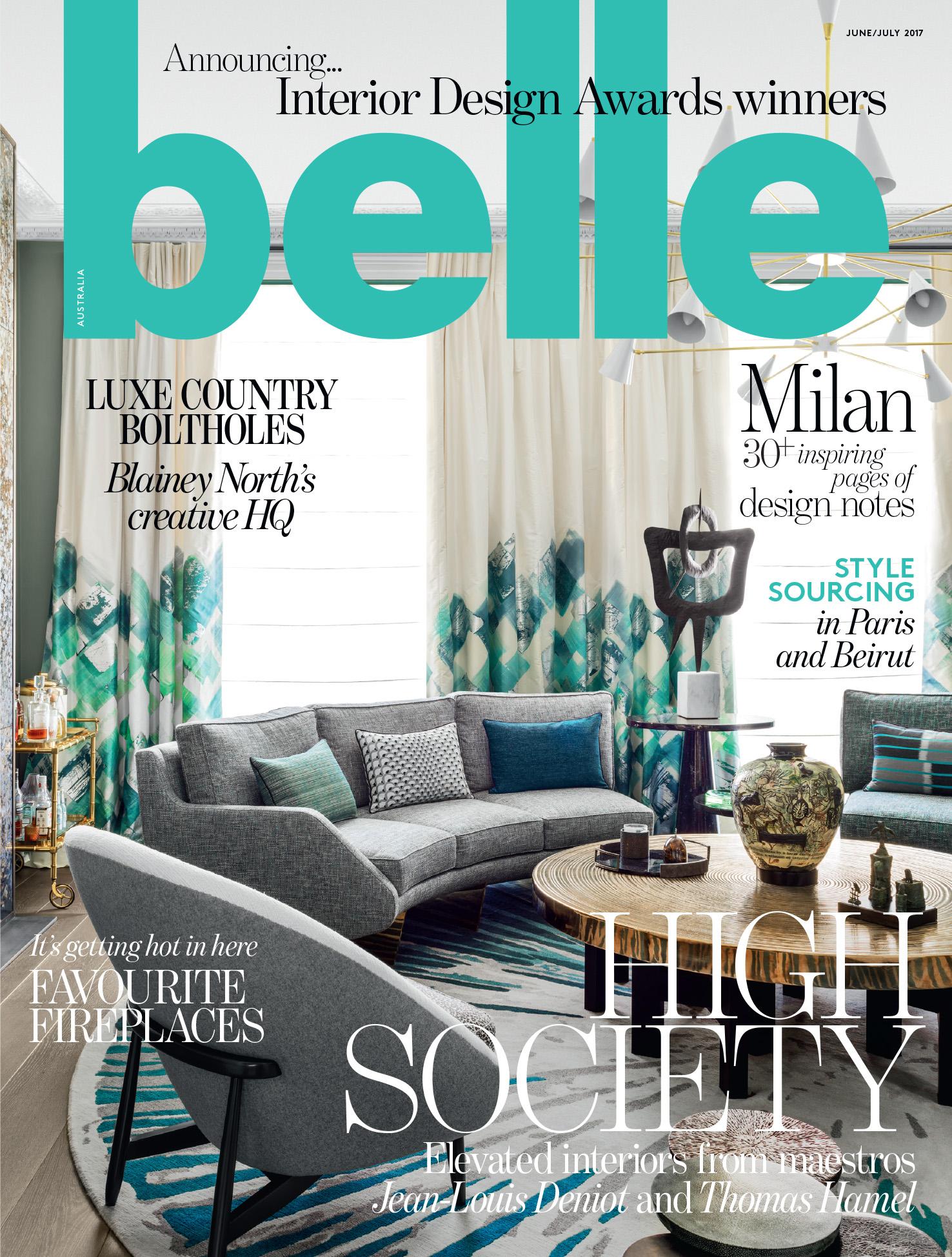 Belle June-July 2017, Cover.jpg