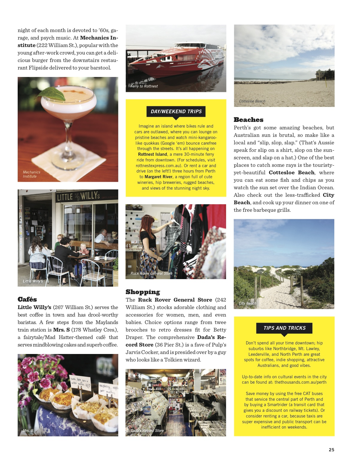 Bust magazine, DEC/JAN 2014