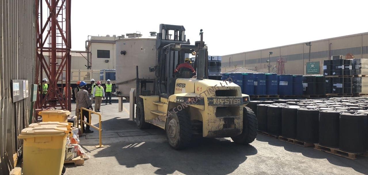 Forklift-7 ton