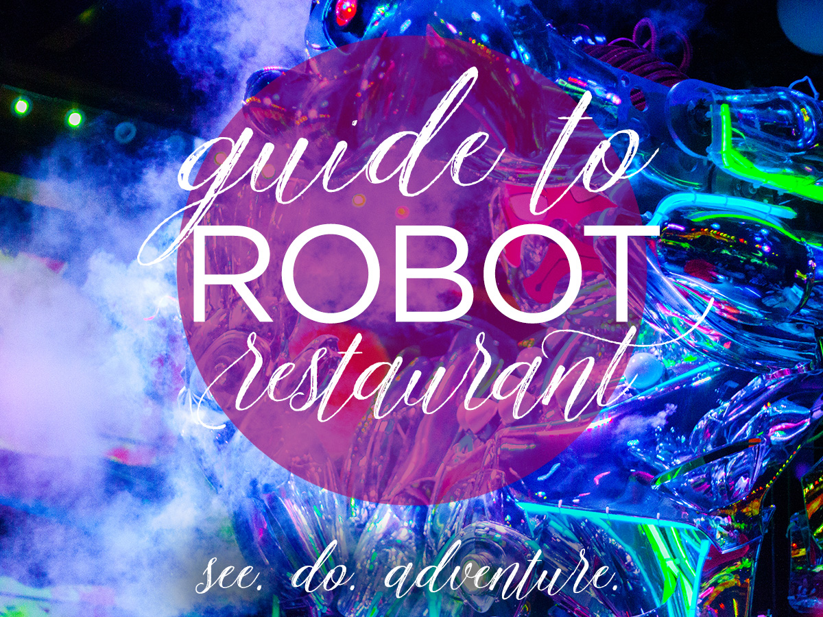 The Robot Restaurant Experience